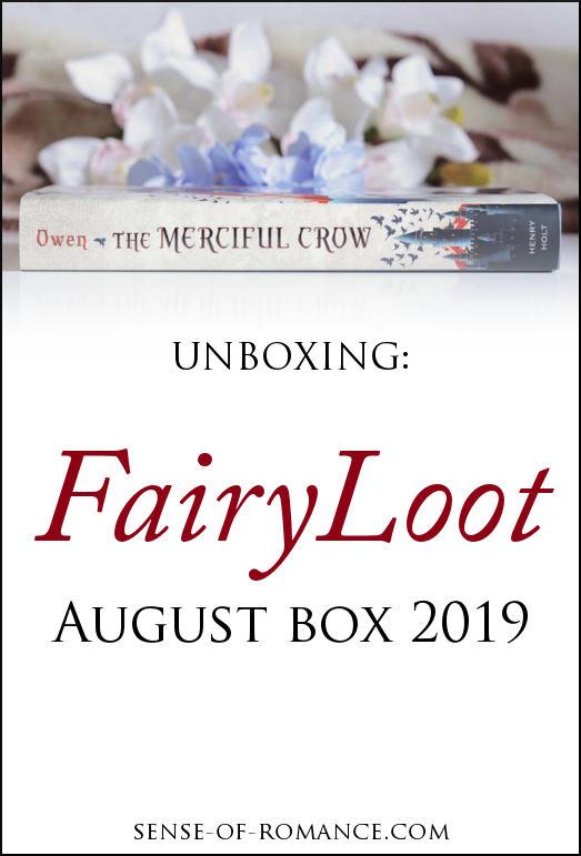 Fairyloot August 2019