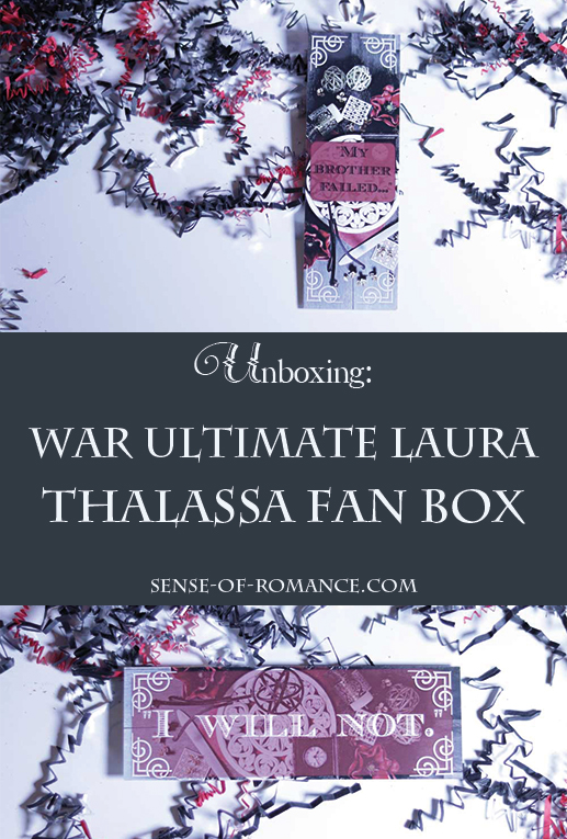 War Ultimate Laura Thalassa Fan box